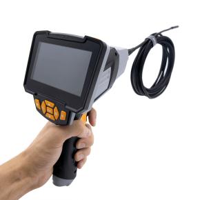 Ручной эндоскоп Inskam 112 с LCD экраном 4.3 дюйма 1080P (5 метров)