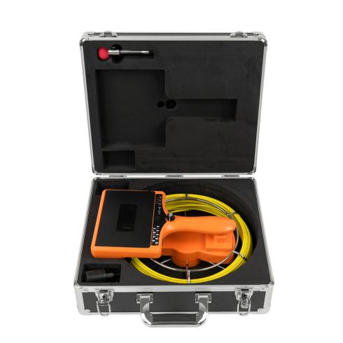 Технический промышленный видеоэндоскоп для инспекции труб BEYOND CR110-7DH для инспекции, 20 м, с записью, с выносным монитором - 6